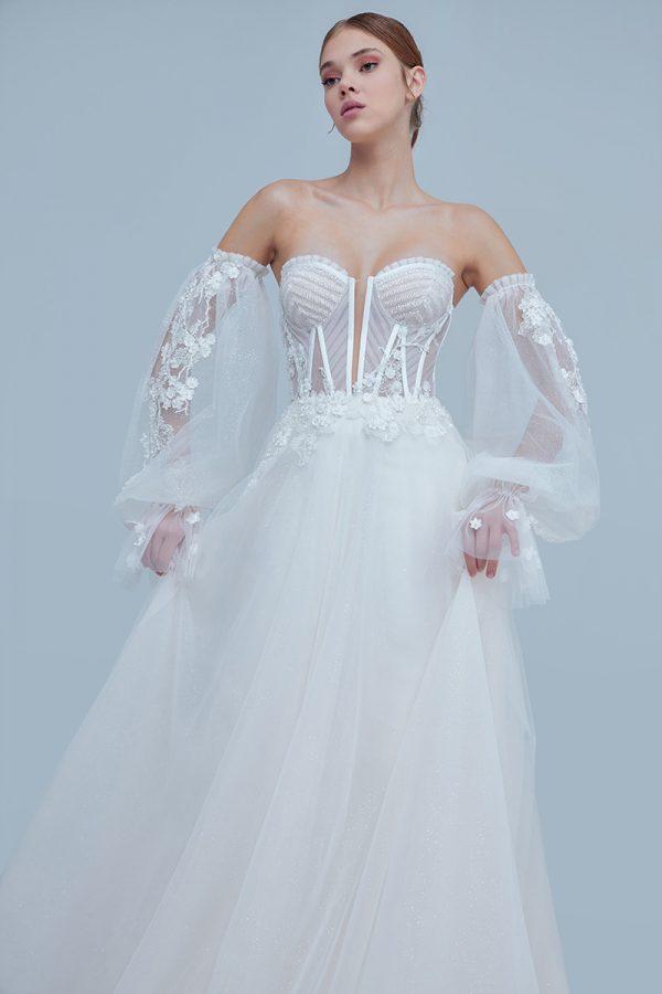 Beyaz Butik - Aurelia Gelinlik