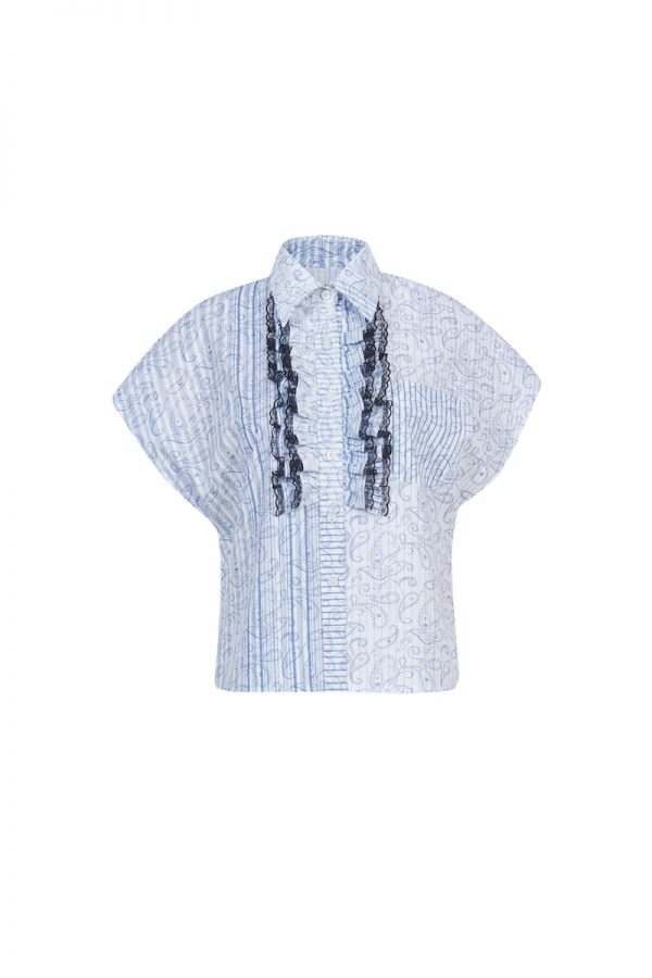 Beyaz Butik - Poplin Gömlek