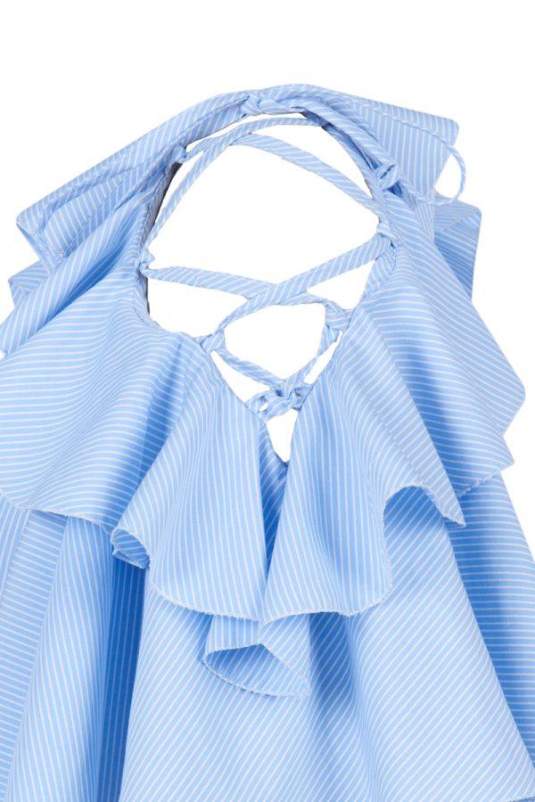 Beyaz Butik - Poplin Elbise